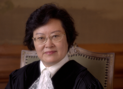 Judge Xue Hanqin