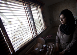 Zaynab Alkhawaja, daughter of Bahraini human rights activist Abdulhadi Al Khawaja