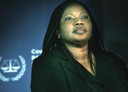 Fatou Bensouda