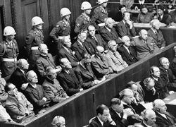The Nuremberg Tribunal