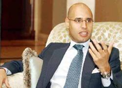 Saif el-Islam al-Gadhafi
