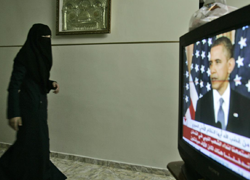 Barack Obama &amp; the Arab Spring