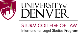 University of Denver Sturm Facolta 'di Giurisprudenza