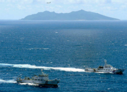 Tensions between China and Japan  increased last week over the ownership of Senkaku and Diaoyu Islands. (Christian Science Monitor)