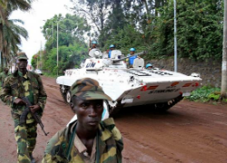 M23 rebels have claimed control of Goma in the eastern Democratic Republic of Congo. (DW)