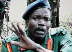 African troops in Central African Republic have suspended the hunt for Joseph Kony, one of the world's most wanted rebel chiefs. (Reuters)