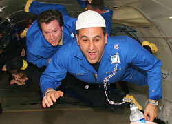 Zero Gravity Tourists