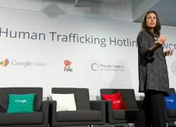 Google and other companies have addressed the role that technology may play in combatting human trafficking