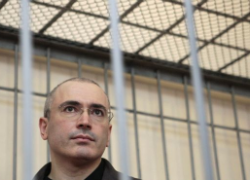 Khodorkovsky at a court hearing in 2008. Image Source: Reuters