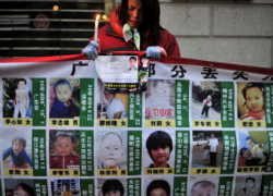 Parents hold on to hope of finding their missing children. Image Source: AP