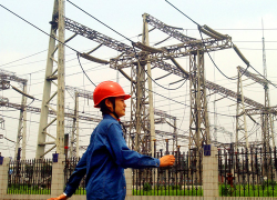 power plant in china