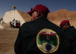 libya chemical weapon destruction facility