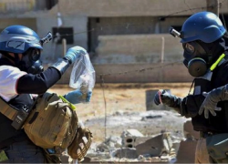opcw inspectors in syria