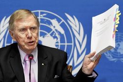 Michael Kirby, Chairman of the U.N. Commission of Inquiry on Human Rights in North Korea