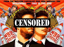 """The Interview"" Censored Graphic"
