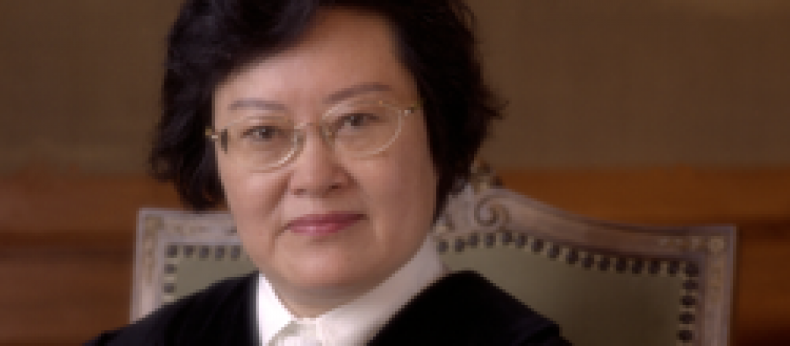 Judge Xue Hanqin