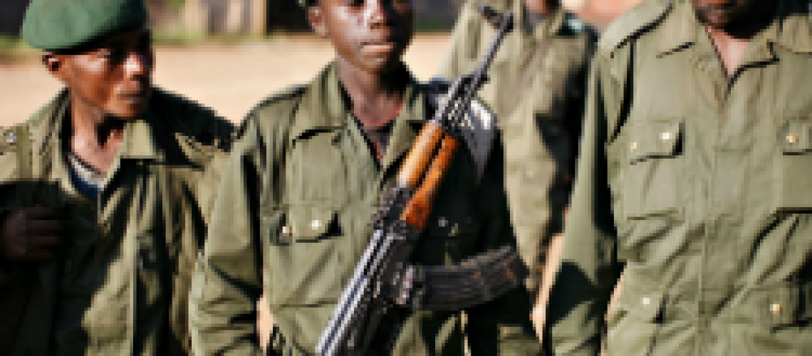 Congolese Child Soldiers (Boston.com)