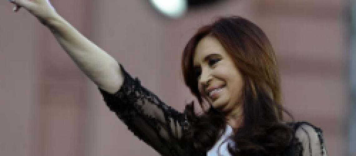 President Cristina Fernández de Kirchner (FPIF)