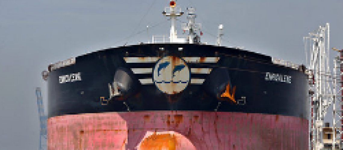 Italian Oil Tanker