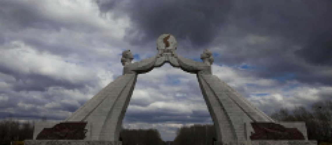 Monument to the Three Charters for National Reunification (Business Insider)