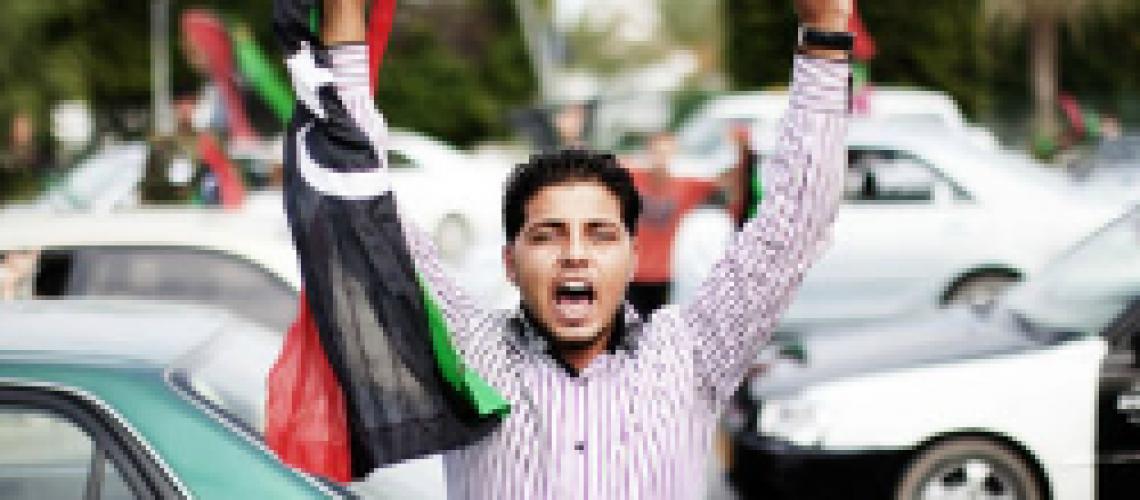 Libya Post-Qaddafi (The Guardian)