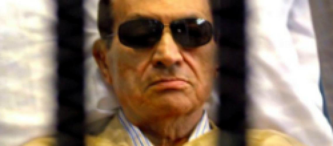 President Mubarak (Arabian Business)