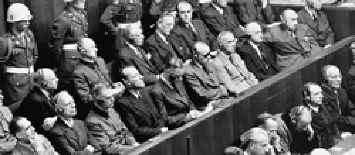 The Nuremberg Tribunal