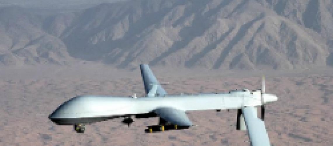 Drones over Pakistan (South Asian Tribune)