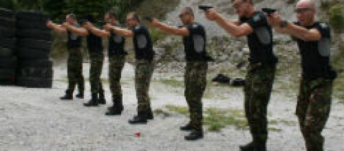 Private Security Guards for Hire (Int'l Bodyguard Service)