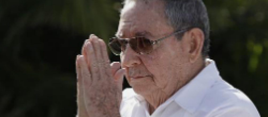 And good bye to you, Mr. Castro. (Financial Review)