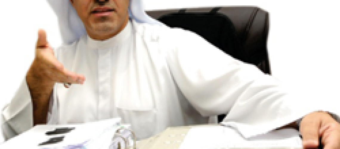 Human rights attorney, Mohammad al-Tajer