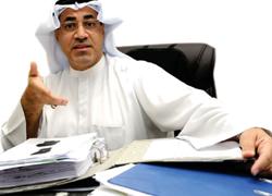 Human rights attorney, Mohammad al-Tajer