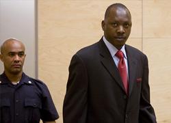 Thomas Lubanga at the ICC