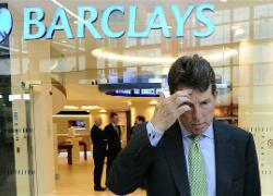 Distress at Barclays (Telegraph)